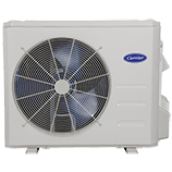Climate Masters Inc Heat Pump with Basepan Heater Ductless system