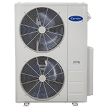 Climate Masters Inc Multi-Zone Heat Pump with Basepan