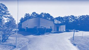 Climate Masters Building Exterior in Montone Blue | Climate Masters INC | AC Installation Near Me | AC Companies Near Me